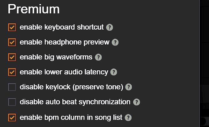 YOU DJ PREMIUM - Unlock all tools of the DJ mixer (effects