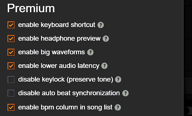 YOU DJ PREMIUM - Unlock all tools of the DJ mixer (effects, sampler